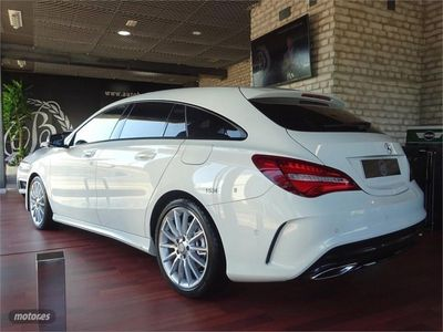 second-hand Mercedes CLA250 Shooting Brake Clase CLA Sport 4MATIC