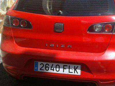 usado Seat Ibiza 1.4 16v Sportrider Aut. 75