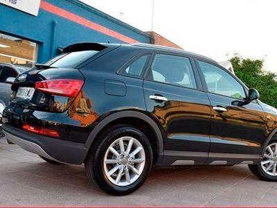 brugt Audi Q3 2.0TDI 110kW(4.75)