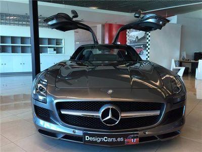 "usado Mercedes SLS AMG "" NACIONAL """