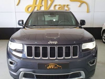 usado Jeep Grand Cherokee 3.0CRD Limited 250 Aut.