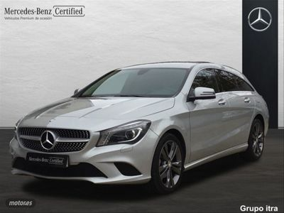 usado Mercedes CLA200 Shooting Brake Clase CLA d Urban