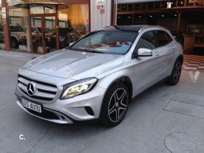usado Mercedes GLA220 Clase GlaD 4matic Amg Line 5p. -15