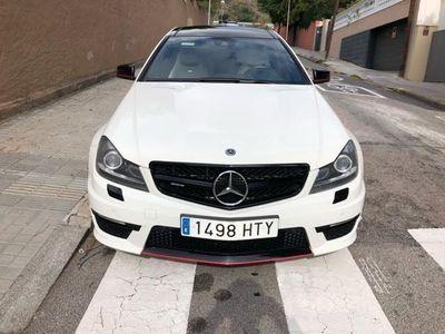 usado Mercedes C63 AMG AMG Clase Coupé C204 Coupé 7G Plus