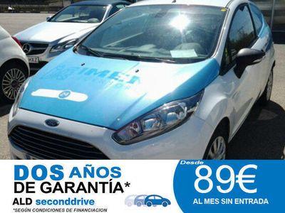 gebraucht Ford Fiesta Van 1.5 TDCi 55 kW (75 CV)