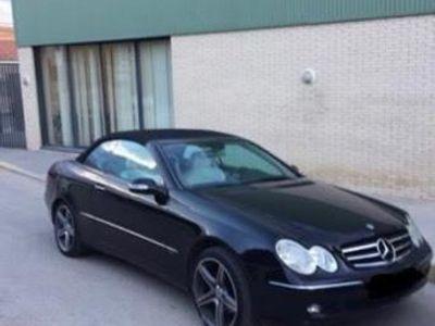 usado Mercedes CLK200 cabrio