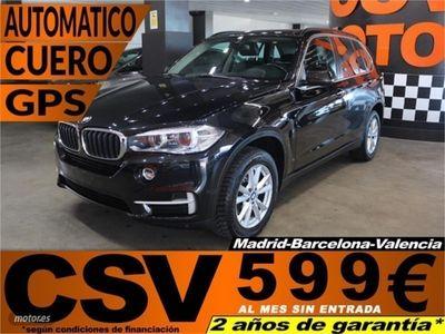 brugt BMW X5 xDRIVE30d