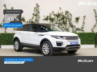 usado Land Rover Range Rover evoque 2.0L TD4 Diesel 110kW 4x4 Pure Auto