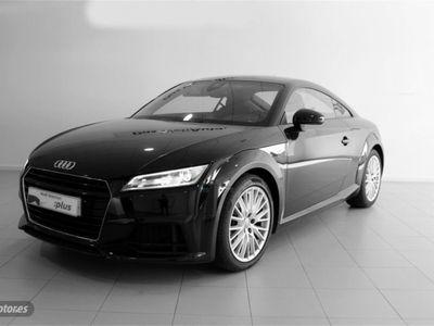 usado Audi TTS line ed 2.0 TFSI 169kW 230CV Coupe