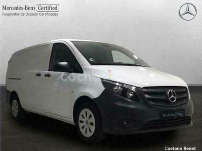 usado Mercedes Vito Mixto 114cdi Larga 136 cv en Malaga