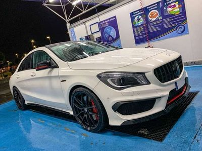 usado Mercedes CLA45 AMG Clase C117 4Matic 360 7G-DCT