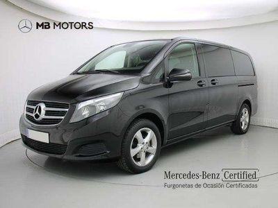 usado Mercedes V220 d 7 plazas, AUTOMATICA, DOBLE CLIMA, DOBLE PUERTA
