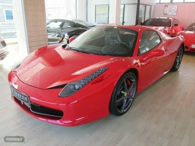 usado Ferrari 458 Spider
