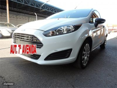 used Ford Fiesta 1.5 TDCi 75cv Trend 3p