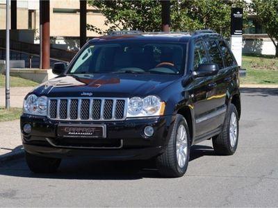 gebraucht Jeep Grand Cherokee 3.0 V6 CRD Overland