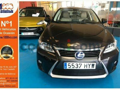 usado Lexus CT200h CtExecutive 136 cv en Illes Balears