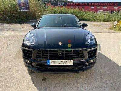 usado Porsche Macan Aut. 252 cv en Barcelona