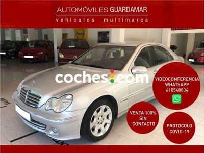 usado Mercedes C180 K Elegance