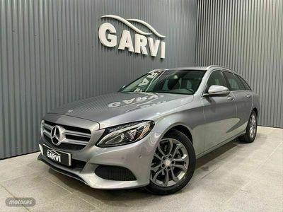 usado Mercedes C220 Clase Cd Sportive Avantgarde Estate