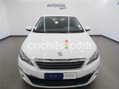 usado Peugeot 308 1.6 Bluehdi Business Line 120 120 cv en Valencia