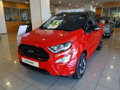 usado Ford Ecosport 1.0 EcoBoost ST Line 125