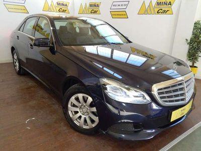 usado Mercedes E250 Clase