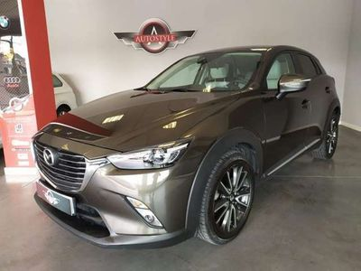 usado Mazda CX-3 1.5D Luxury P.White+P.Travel 2WD