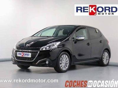usado Peugeot 208 1.2 PURETECH 82CV SIGNATURE CAR PLAY- Segunda Mano, Barcelona
