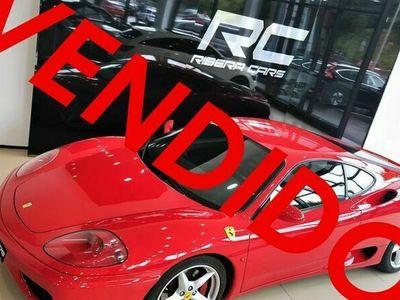 usado Ferrari 360 F Modena F1 Coupe 2 puertas 400cv