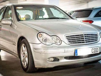 usado Mercedes C320 Elegance