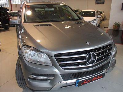 usado Mercedes ML250 BlueTec 4M Edition 1 7G