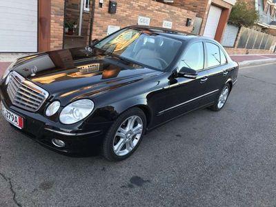 usado Mercedes E280 CDI 4M Elegance Aut.