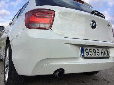 usado BMW 116 Serie 1 F20 5p. Diesel Efficient Dynamics Edition