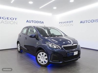 usado Peugeot 108 1.2 PureTech 60KW 82CV