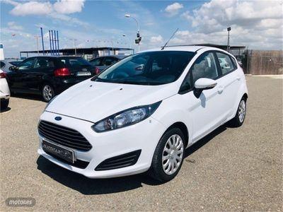 usado Ford Fiesta 1.5 TDCi Trend-UnicaPropietaria-KmCertificados-Imp