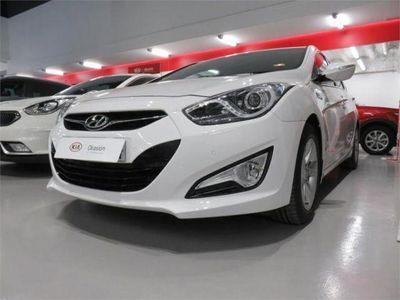 usado Hyundai i40 CW 1.7CRDI Bluedrive Tecno