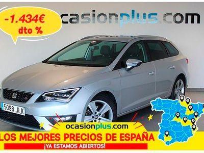usado Seat Leon ST 2.0TDI CR S&S FR