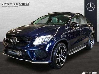 usado Mercedes GLE43 AMG AMG GLE43Coupé AMG 4Matic Aut.