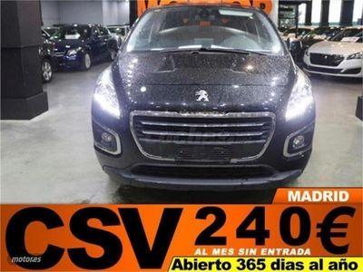 usado Peugeot 3008 Allure 2.0 HDI 160 FAP Automatico