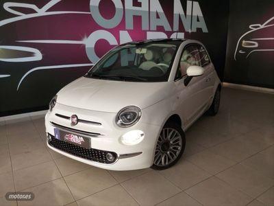 usado Fiat 500 1.2 8v 69 CV Lounge