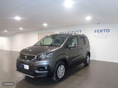 usado Peugeot Rifter Allure Standard PureTech 81kW
