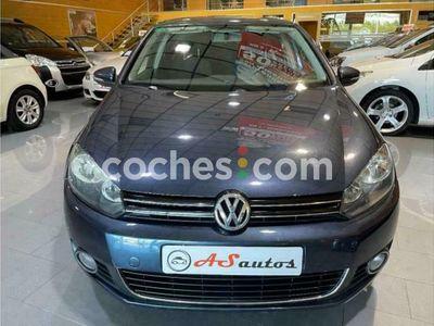 usado VW Golf 2.0tdi I 140 cv en Malaga