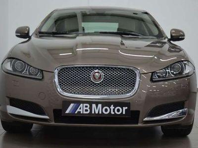 usado Jaguar XF 2.2 Diesel Luxury Aut.