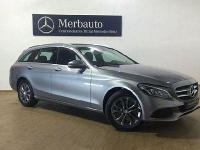 usado Mercedes 220 Clase C Clase EstateBluetec Avantgarde …, Colmenar Viejo