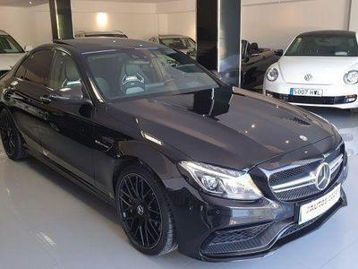 usado Mercedes C63 AMG S 7G Plus