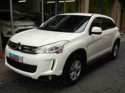 usado Citroën C4 Aircross 1.6 E-HDI 2WD SEDUCTION