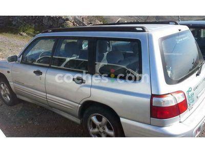 usado Subaru Forester 2.0 Glx Awd 125 cv en Tenerife