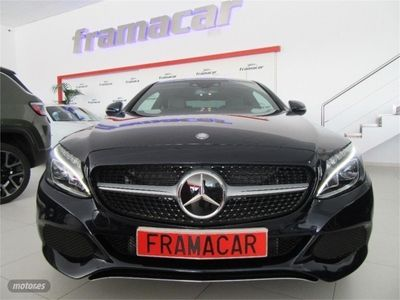gebraucht Mercedes E250 Clase C Coupé d 9G-Tronic