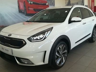 begagnad Kia Niro 1.6 GDI HYBRID EMOTION (PACK LUXURY) 5P