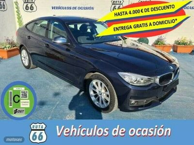 usado BMW 330 Gran Turismo Serie 3 d Auto. xDrive